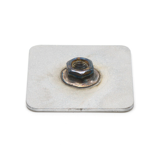 Weld In Harness Eye Bolt Mounting Plate