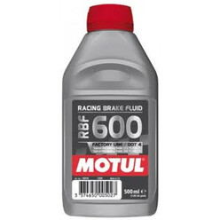 Motul RBF600 Brake Fluid (500 mL)