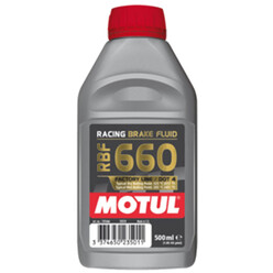 Motul RBF660 Brake Fluid (500 mL)