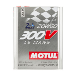 Motul 300V Le Mans Engine Oil - 20W60 (2L)