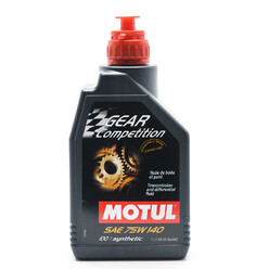 Motul Competition 75W140 Gearbox & LSD Oil (1L)