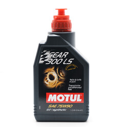 Motul Gear Oil 300 LS 75W90 (1L)