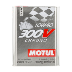 Motul 300V Chrono Engine Oil - 10W40 (2L)