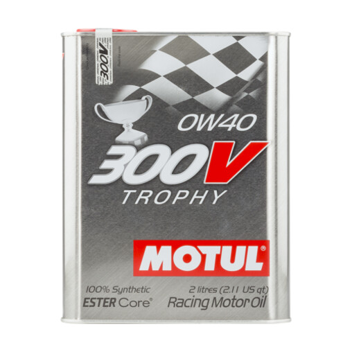 Motul 300V Trophy Engine Oil - 0W40 (2L)
