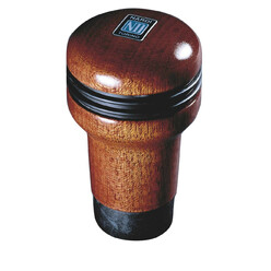 Nardi Evolution Shift Knob in Mahogany Wood