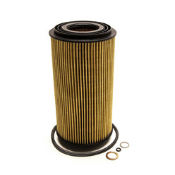 Oil Filter for BMW E34, E39... (V8)