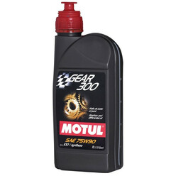 Motul Gear 300 75W90 Gear Oil (1L)