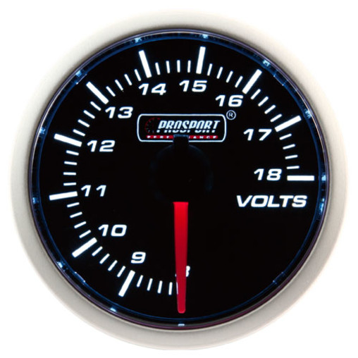 Fantastic Prosport Voltmeter Gauge In Stock Available From Driftshop Com Wiring 101 Orsalhahutechinfo