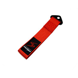 DriftShop Red Tow Strap (FIA)