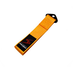 DriftShop Orange Tow Strap (FIA)