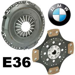 Sachs Uprated Paddle Clutch Kit for BMW M3 E36