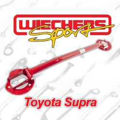 Wiechers Strut Braces for Toyota Supra