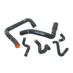 Mishimoto Silicone Radiator Hose Kit for Ford Mustang (1986-1993)