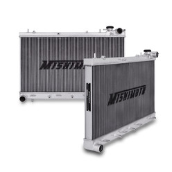 Mishimoto Performance Aluminium Radiator for Subaru Forester 2.5L Turbo (04-08)
