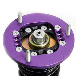D2 Racing 3D Coilover Top Mounts (Type PP) - All Vehicles