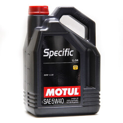 Motul 5W40 Specific LL-04 Engine Oil (BMW, Mini) 5L