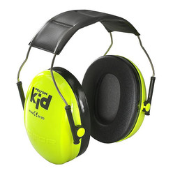 "Peltor ""Kid"" Ear Defenders for Infants & Babies - Green"
