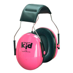 "Peltor ""Kid"" Ear Defenders for Infants & Babies - Pink"