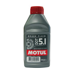 Motul DOT 5.1 Brake Fluid (500 mL)