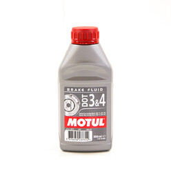 Motul DOT 3 & 4 Brake Fluid (500 mL)