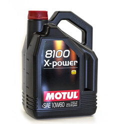 Motul 10W60 X-Power Engine Oil (5L)
