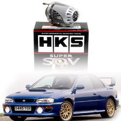 HKS Super SQV IV Blow Off Valve for Subaru Impreza GC8 (92-00)