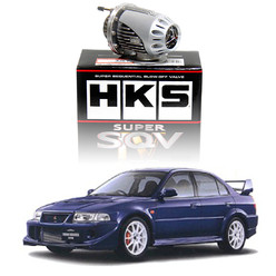 HKS Super SQV IV Blow Off Valve for Mitsubishi Lancer Evo 6 (VI)