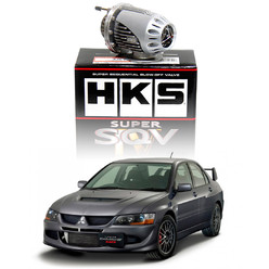 HKS Super SQV IV Blow Off Valve for Mitsubishi Lancer Evo 8 (VIII)