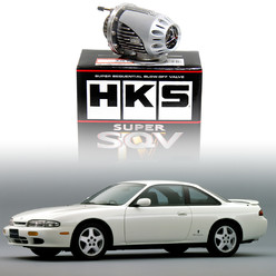 HKS Super SQV IV Blow Off Valve for Nissan 200SX S14 / S14A