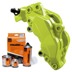 Foliatec Acid Green Brake Caliper Paint