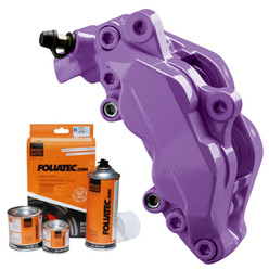 Foliatec Violet Brake Caliper Paint