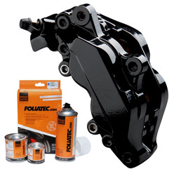 Foliatec Black Brake Caliper Paint