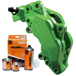 Foliatec Greene Brake Caliper Paint