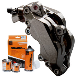 Foliatec Carbon Brake Caliper Paint