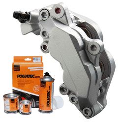 Foliatec Silver Brake Caliper Paint