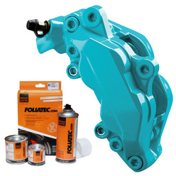 Foliatec Turquoise Brake Caliper Paint