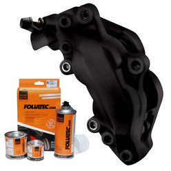 Foliatec Matt Black Brake Caliper Paint