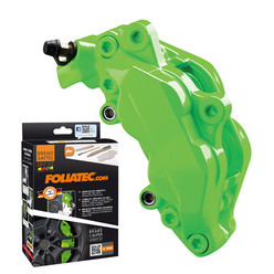 Foliatec Green Fluo Brake Caliper Paint