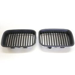 Black Grille for BMW E36 Phase 1 (Kidney Grille)