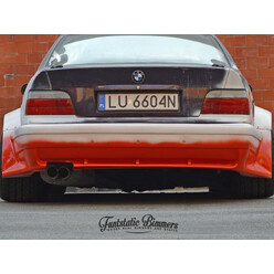 GTR Rear Bumper for BMW E36