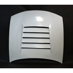 Vented FRP Bonnet for Nissan 200SX S14A