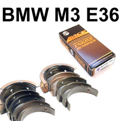 ACL Trimetal Reinforced Crankshaft Bearings - BMW M3 E36