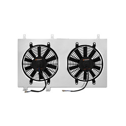 Mishimoto Aluminium Fan Shroud Kit for Honda Integra DA9 (90-93)