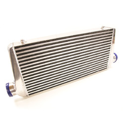 Universal Aluminium Intercooler 600x300x76 mm