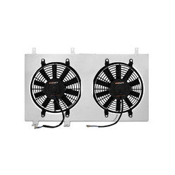 Mishimoto Aluminium Fan Shroud Kit for Ford Mustang (79-93)