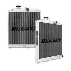 Mishimoto Performance Aluminium Radiator for Honda CRX DelSol