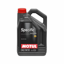 Motul Specific 2312 Engine Oil - 0W30 (PSA Blue HDi FAP) 5L