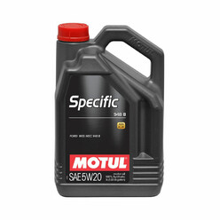 Motul Specific 948B Engine Oil - 5W20 (Ford Eco-Boost, Jaguar, Chrysler, Jeep) 5L