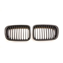 Black Grille for BMW E46 Phase 1 (Kidney Grille)