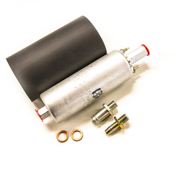 Walbro 234 L/h External Fuel Pump Kit - BMW E30